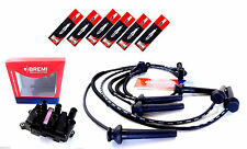Bremi bobina de cable de encendido de bujía st200 Ford Cougar Mondeo 2.5 St 200 v6 24v