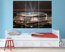 Arsenal F.C Poster Giant Print Huge Large Art 260gsm Emirates