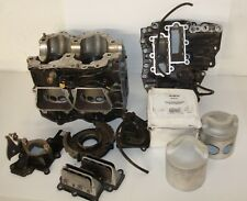 Mercury Force 50 HP Outboard Motor Block & Parts