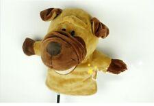Golf Cartoon Pet Animal Mini Shar Pie Puppy Dog Wood 3 5 Head Cover