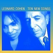 Ten New Songs von Cohen,Leonard | CD | Zustand gut