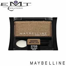 Maybelline Expert Wear Eye Shadow Single Modern Metallics - Golden Halo 270S