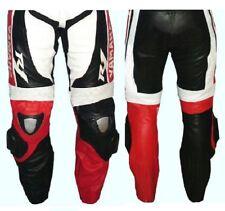 Yamaha R1-Motorbike/Motorcycle Leather Biker Pant/Trouser-MotoGp