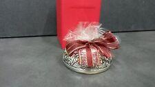 Bugia in argento rotonda ARDE' AD15706 Idea regalo Natale