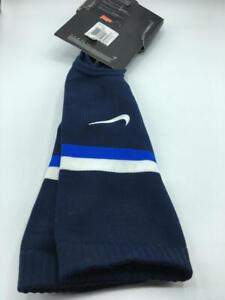 Nike Sports Adult Vapor Baseball Softball Stirrup Socks (Navy/One Size)