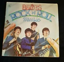 The Beatles – Rock 'N' Roll Music FRENCH LP