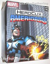 AMERIDROID G001 15th Anniversary What If Marvel HeroClix Colossal Case Incentive