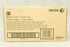 Xerox 6R1046 Black Toner & Waste Container Genuine New Sealed Damaged Box
