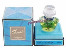 Climat By Lancome Pure Parfum Splash 0.47 oz./ 14 ml Splash For Women New In Box