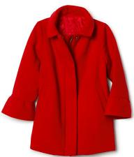 GAP BABY GIRL WOOL BELL-SLEEVE COAT WINTER FALL SPRING JACKET NWT 18-24Month NNN