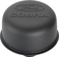 Proform Ford Cobra Air Breather Cap Black Crinkle PushIN