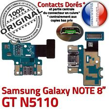ORIGINAL Galaxy NOTE GT N5110 Port USB Connecteur de Charge Chargeur Prise Flex