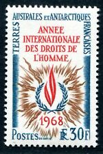 TAAF 1968 45 ** POSTFRISCH TADELLOS 70€(I2292
