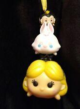 Disney Tsum Tsum Alice in Wonderland Queen White Rabbit Christmas Ornament 3