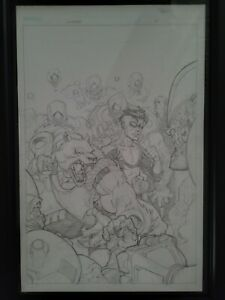 INVINCIBLE Splash page - #57 By Ryan Ottley And Robert Kirkman