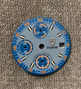 Tudor  Big Block Dial  Fit 7750 Movement With Hands Set