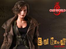 Pre-order 1/6 Resident Evil: The Final Chapter ALICE Evil Hunter Full box