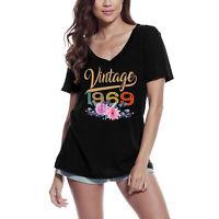 Hommes Drôle 51st Milestone Anniversaire T-Shirt 51 Ans Idée Cadeau 1969