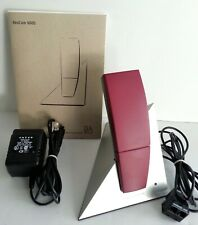Bang & Olufsen Beocom 6000 Wireless Phone W/ Charger WORKS TESTED Maroon