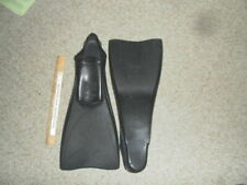 Scuba fins size 7-8 - Scuba, Snorkeling Healthways black gently used full foot