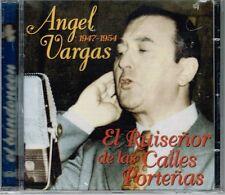 Angel Vargas El Ruiseñor de Las Calles Porteñas  1947-54  BRAND NEW SEALED CD