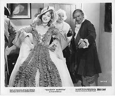 NAUGHTY MARIETTA original MGM photo JEANETTE MACDONALD studio lobby b/w still