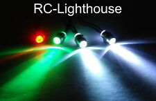 LED Lights for your RC Heli or Airplane. 1W1WF1RF1GF 5m