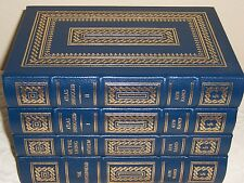 easton press NOVELS OF AYN RAND 4 vols Atlas Shrugged Fountainhead We The Living