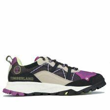 Women's Timberland Garrison Trail Low Trainers in Black