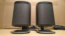 More details for sonos play one speakers - 2 room starter set - bundle pack