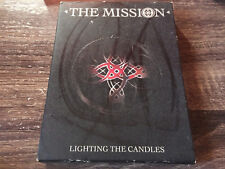 THE MISSION - Lighting The Candles 2DVD and CD Box Set / New Wave / Goth Rock