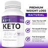 Kure Keto Advanced Weight Loss Pills Clarity Focus Energry Boost BHB Fat Burner