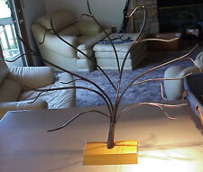 Longaberger Wrought Iron Backyard Bird Tree NIB