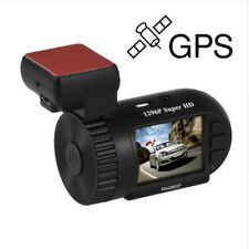 Mini Car Dash Camera 1296p 30fps GPS ADAS DVR Video HD Car DVR parking monitor
