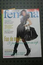 VERSION FEMINA N°232 10 SEPTEMBRE 2006 / JEAN RENO / MODE / BEAUTE / KINDER