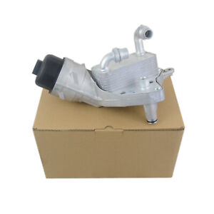 New Oil Cooler Housing Assembly for Vauxhall Astra Zafira Insignia Saab 9-3 9-5