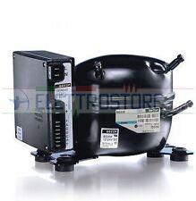 COMPRESSORE + CENTRALINA Direct Current Compressor R134a,12-24V DC DANFOSS BD35F