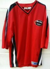 Harlem All Star Street League Adult Red Football Jersey Size XL