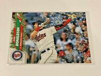2020 Topps Walmart Holiday Baseball HW194 - Josh Donaldson - Minnesota Twins
