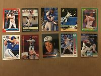 ROBERTO ALOMAR 10 CARD LOT UPPER DECK STADIUM DONRUSS TOPPS BLUE JAYS PADRES