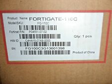 Fortinet FortiGate 110C - security appliance Series Fg110C