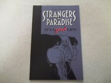 Strangers in Paradise It's A Good Life Volume 3 Tpb By Terry Moore