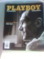Playboy collectors edition Hugh Hefner 1926-2017 November/December 2017 issue