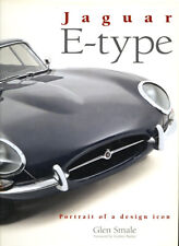 Jaguar E-Type: Portrait of a Design Icon AUTOGRAPHED Glen Smale NEW Hard Cover
