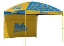 UCLA Bruins NCAA Canopy Tent with Wall Tailgating Beach Picnic Flea Market 10x10