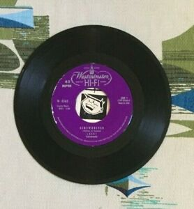 Luchi / Curley Hamner 45 Screwdriver 1959 Las Vegas Grind Instro VG++