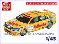 Kit Mini Racing - Peugeot 406 - Halleroder - STW 1997 - Echelle 1/43 - ref 0285