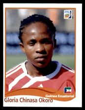 Panini Women's World Cup 2011 - Gloria Chinasa Okoro Equatorial Guinea No. 327