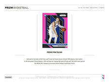 ATLANTA HAWKS 2018-19 PANINI PRIZM BASKETBALL RETAIL 5 BOX BREAK #2
