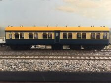 Casula Hobbies: NSWGR R Type Car Set: First Class: BR 1042 Blue & Cream
